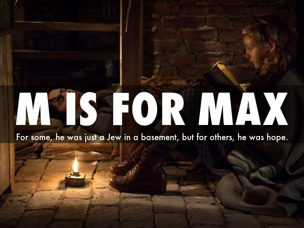 The Book Thief Quotes Quotes About Max From The Book Thief Picture