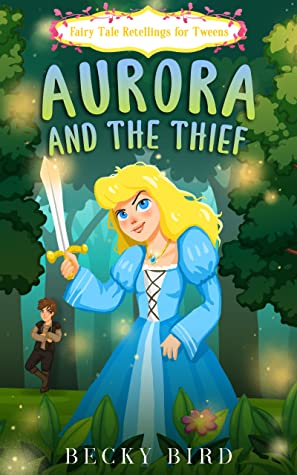 Aurora and the Thief Cover