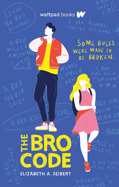 the Bro Code cover