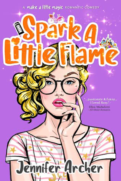 Spark a Little Flame Cover