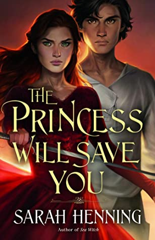 The Princess Will Save You cover