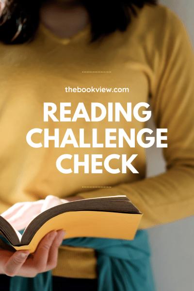 Reading Challenge post