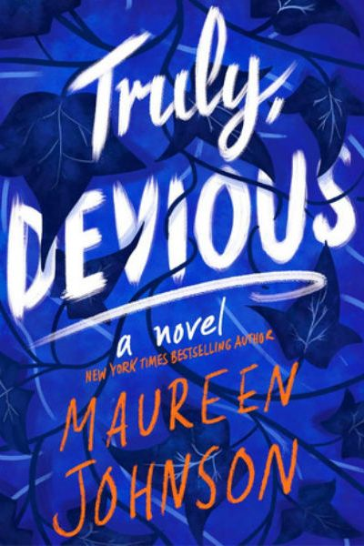 Truly Devious cover