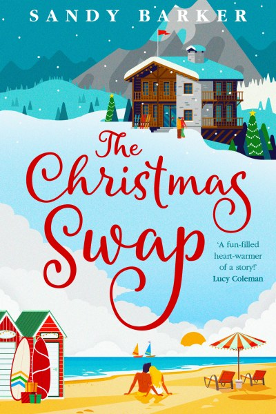 The Christmas Swap cover
