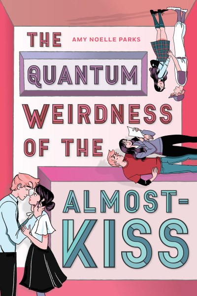 The Quantum Weirdness of the Almost-Kiss cover