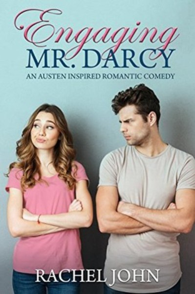 Engaging Mr. Darcy cover