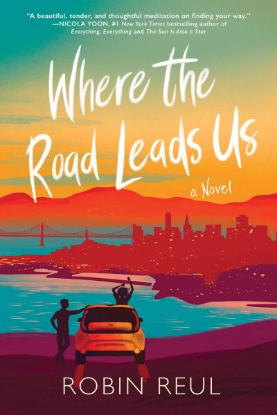 where the road leads us cover