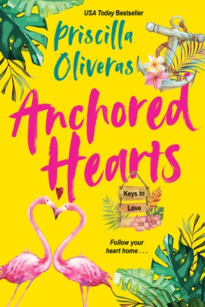 anchored hearts cover