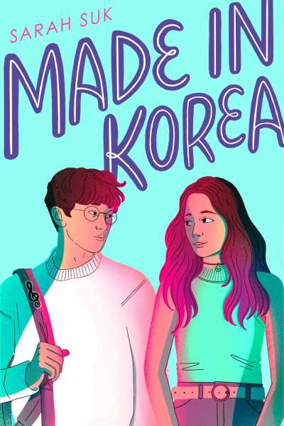 made in korea cover