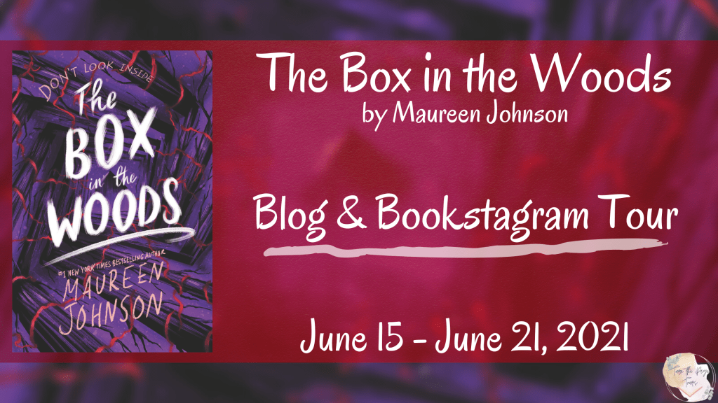the box in the woods banner