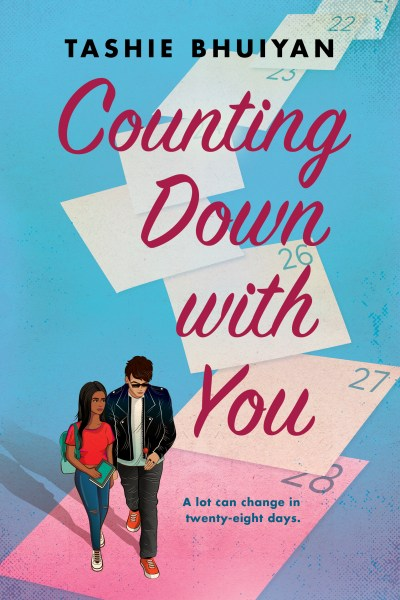 counting down with you cover