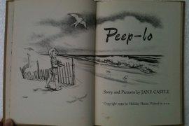 Snapshot: Peep-lo by Jane Castle
