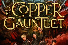 The Copper Gauntlet by Holly Black and Cassandra Clare: A Review