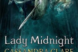On Lady Midnight by Cassandra Clare