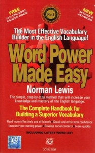 Word Power Made Easy by Norman Lewis Review