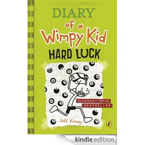 Hard Luck- Diary of a Wimpy Kid Book 8 Review