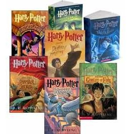 Harry Potter Series in Hindi