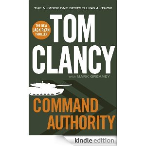 Command Authority By Tom Clancy Review