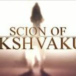 Amish Tripathi New Book Scion of Ikshvaku