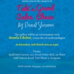 Tukis Grand Salon Chase Book Launch