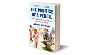 The Promise of Pencil by Adam Braun