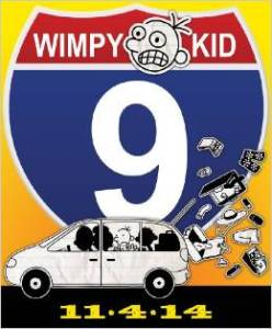 The Long Haul Diary of Wimpy Kid 9 by Jeff Kinney Review