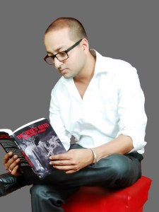 Author Interview: Deepak Kripal