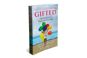 Gifted : Inspiring Stories of People with Disabilities by Sudha Menon