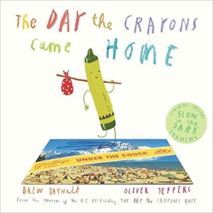 The Day the Crayons Came Home by Drew Daywalt Review