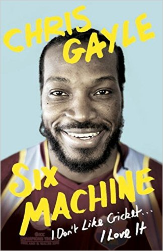 Six Machine by Chris Gayle