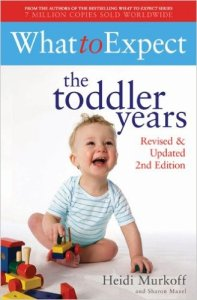 What To Expect The Toddler Year by  Heidi Eisenberg Murkoff Review