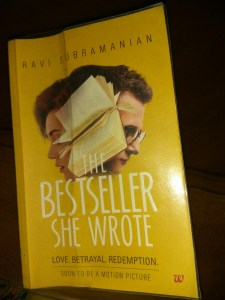 The Bestseller She Wrote by Ravi Subramanian Review