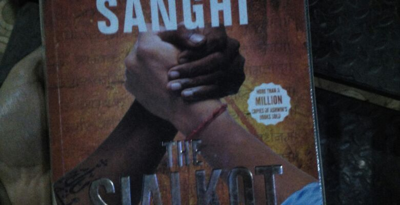 The Sialkot Saga by Ashwin Sanghi