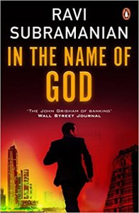 In The Name of God by Ravi Subramanian Review