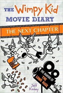 Diary of a Wimpy Kid: The Movie Diary by Jeff Kinney Review
