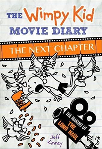 new book wimpy kid