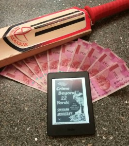Crime Beyond 22 Yards  by Sourabh Mukherjee Review