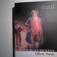 The Classics Club: Oliver Twist
