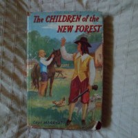 The Classics Club: The Children of the New Forest