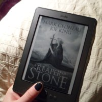 New Read: A Reaper of Stone