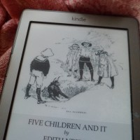 The Classics Club: Five Children and It
