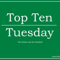 Top Ten Tuesday: Summer Books