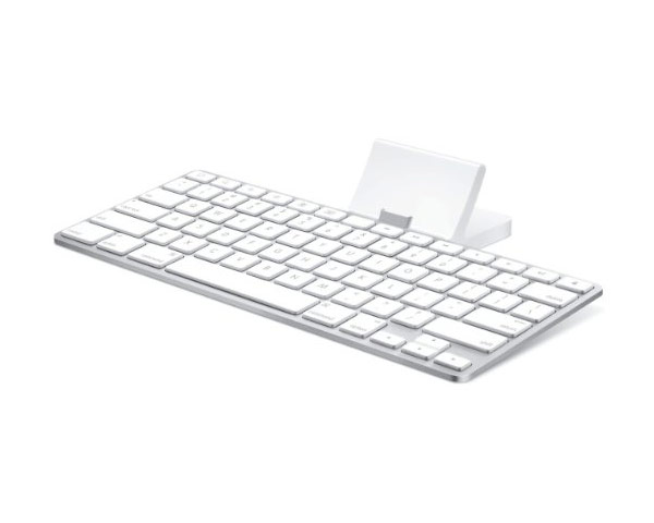 Apple iPhone/iPad UK Keyboard Dock (30-Pin Dock Model