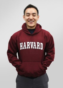 Asian harvard male