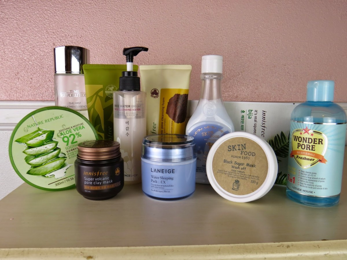 Five Ways to Get Flawless Skin: Featuring Korean Skincare!