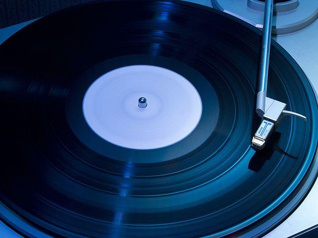 Pick an album to listen to: