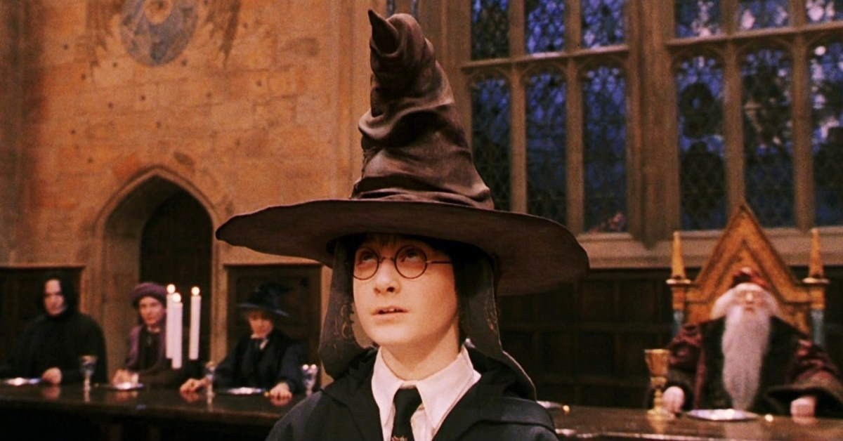 Sort the 14 residential colleges into Hogwarts Houses!