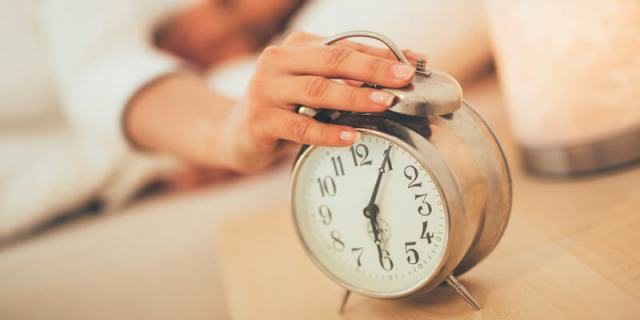 What time will you wake up?