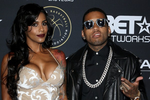 Kid Ink And Fiancee Welcome Baby Girl PHOTOS