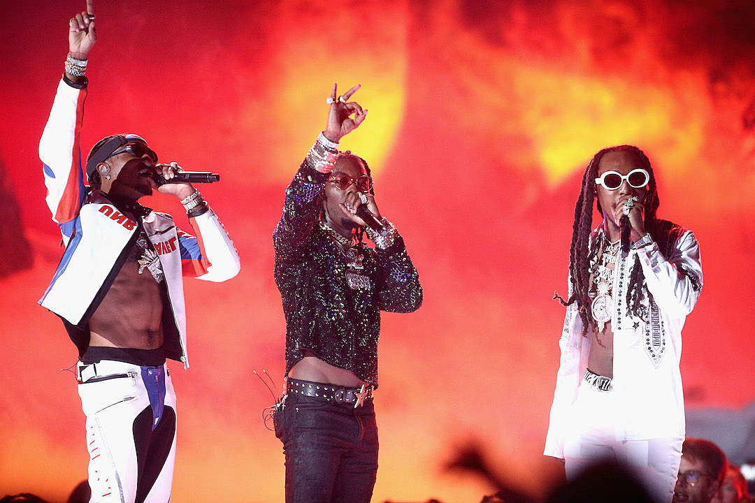 Image result for 2017 bet awards migos
